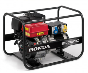 Agregat Prądotwórczy HONDA EC 3600