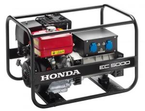 Agregat prądotwórczy HONDA EC 5000