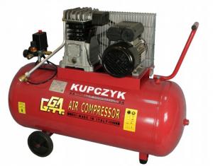 Kompresor tłokowy GG490 EX R 100L